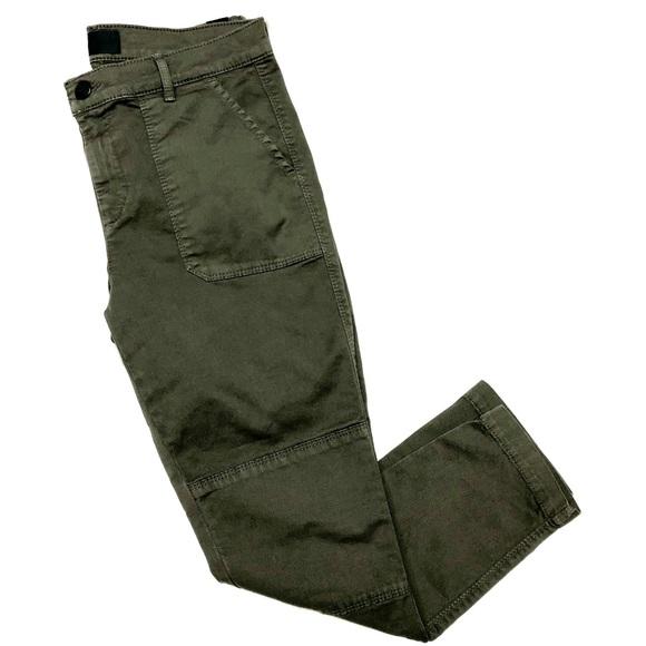 Vince Pants - Vince Cargo Skinny Pants Army Green